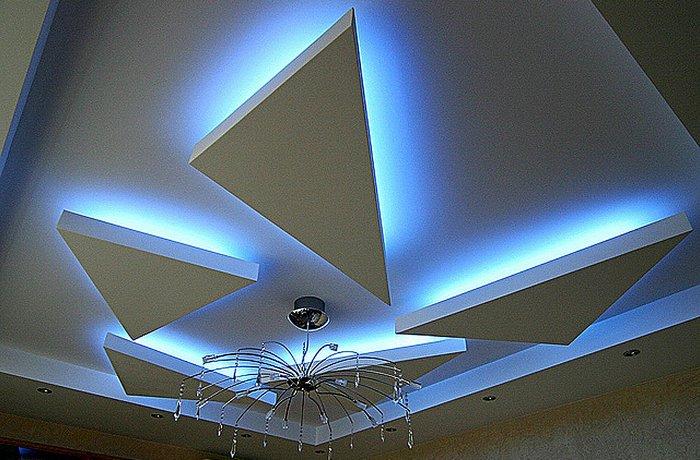 Натяжной потолок премиум-класса
