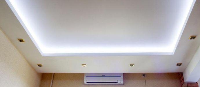 Подсветка вместо основного освещения