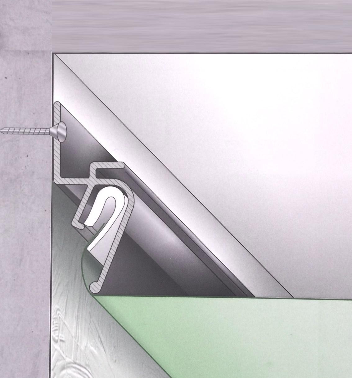 Натяжные потолки EuroKRAAB