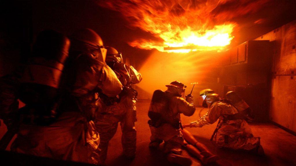 Противопожарные натяжные потолки TEQTUM КМ2