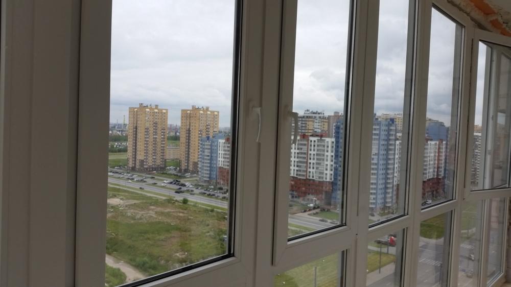 Остекление квартиры под ключ