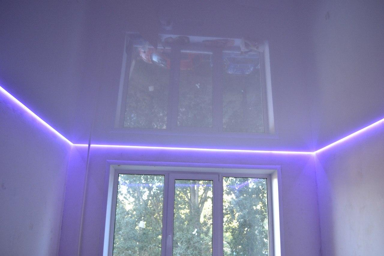 Натяжные потолки в Электроуглях