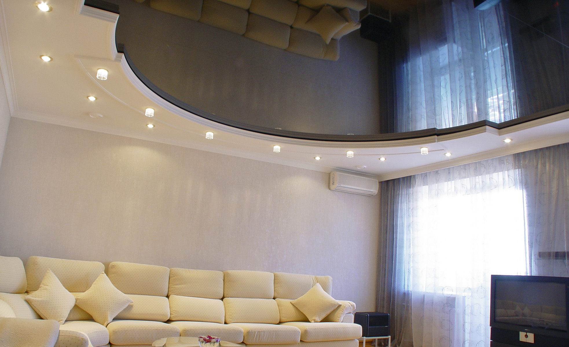 Натяжные потолки Волоколамская