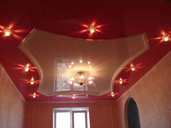 натяжные потолки в Строгино
