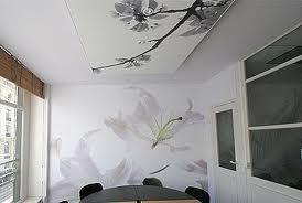 обои или потолок