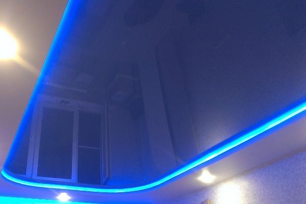 Натяжные потолки Калужская
